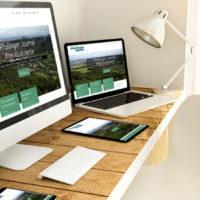 Unsere neue mobilfähige Homepage geht online!