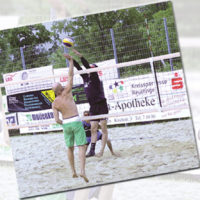 Rothaus-Beachcup  – Spaß und Leistung,  Urlaubsfeeling und Schweißarbeit
