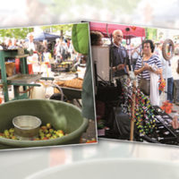Kreativ und Biospärenmarkt am 24. September