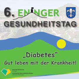 Diabetes – Thema des Gesundheitstags