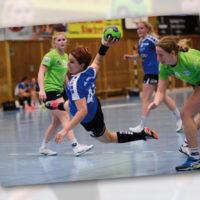 Zwischenbilanz der Pfullinger Handballer – Start in die Rückrunde