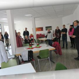 Ein Bürgertreff im Zentrum für alle – Das neue Bürgerbüro und Bürgertreff in Unterhausen