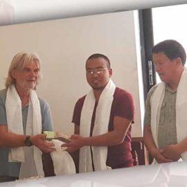KnobaSörwiss sammelt für Nepal-Projekt