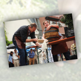 17. Eninger Dorffest – Buntes Programm vom Rathaus bis zum Spitalplatz