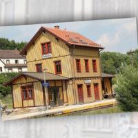 Tag der offenen Tür am 29. Juli: Der Bahnhof in Kohlstetten erstrahlt in neuem Glanz