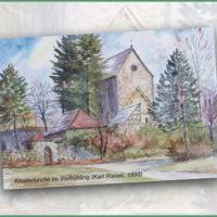 40 Jahre Geschichtsverein Pfullingen –  Feier in der Klosterkirche