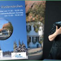 Wintermärchen in Pfullingen mit verkaufsoffenem Sonntag