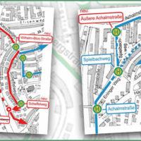 Neuer Bürgerbus-Fahrplan in Pfullingen ab 10. Dezember 2018