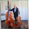 Gangolf Merkle verabschiedet sich  als Leiter der Musikschule