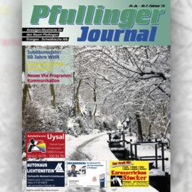 Aktuelle Ausgabe Februar 2019