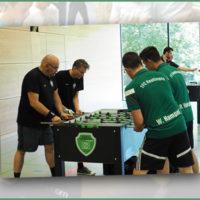 Tischfußball als neue Abteilung des VfL Pfullingen