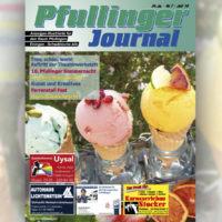 Aktuelle Ausgabe Juli 2019