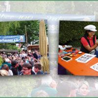 Goas-Garda-Fescht in Oberhausen vom 12. – 14. Juli