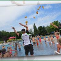 Sommerspaß im Schönbergbad