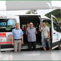 Service bis vor die Haustür:  Das Bürgerrufauto in Lichtenstein