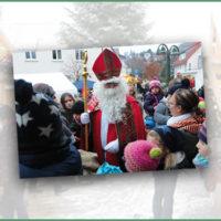 Einstimmen in die Adventszeit…  Der Eninger Weihnachtsmarkt am Samstag, den 30. November