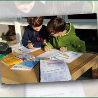 Zwischen Home Learning und Corona-Ferien