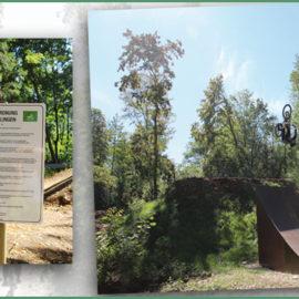 Bikepark in Pfullingen offiziell eröffnet