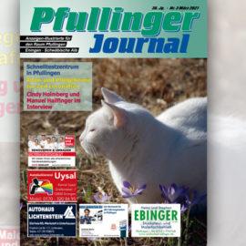 Aktuelle Ausgabe März 2021