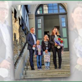 Bürgermeister Stefan Wörner freut sich auf seinen Start in Pfullingen