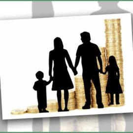 Hilfe für Familien in Not