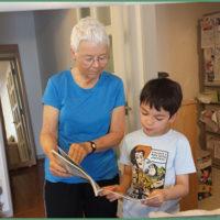 Damit das Lesen leichter fällt – Verein Mentor sucht Leselern-Paten für Pfullinger Grundschulen